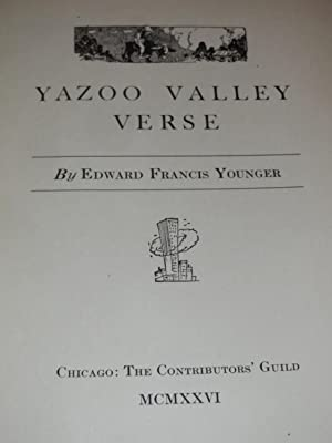 Yazoo Valley Verse (African-American): Edward Francis Younger