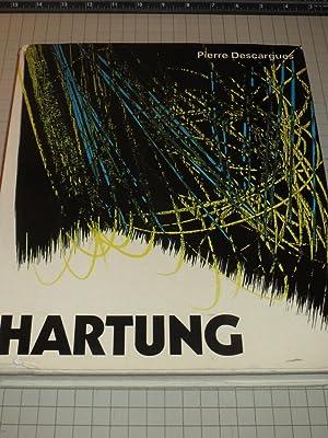 Hartung (Hans Hartung) Signed by Artist: Descargues, Pierre