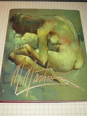 Martiros Manoukian (Armenian Artist) Signed Copy: Errol Horwitz