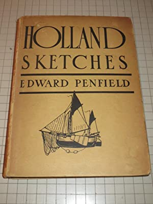 Holland Sketches (Edward Penfield Illustrations): Edward Penfield