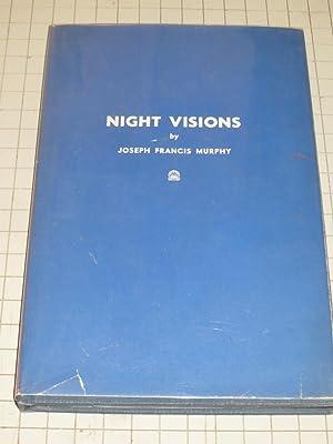 Night Visions (Poetry): Joseph Francis Murphy