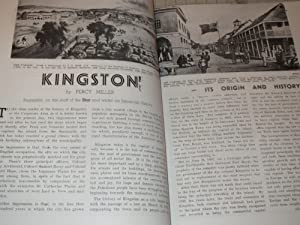 Sesqui-Centennial Anniversary of a Charter to The City of Kingston, Jamaica, BWI 1802-1952