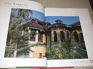 Old Rangoon: City of Shwedagon: Singer, Noel F.