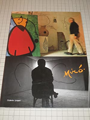 Miro 1893-1983: Paintings, Watercolors, Drawings, Sculptures, Illustrated: Werner Linssen