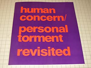 Human Concern/Personal Torment: The Grotesque in American: Robert Doty &