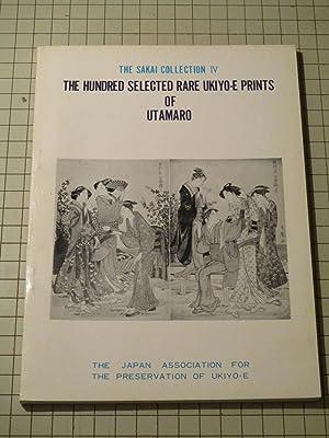 The Hundred Selected Rare Ukiyo-e Ptints of