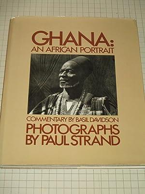 Ghana: An African Portrait (Paul Strand Photographs): Basil Davidson &