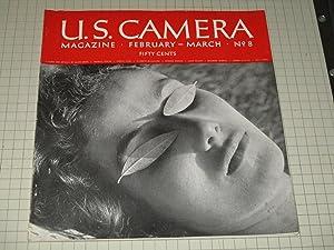1940 U.S.Camera Magazine: Lusha Nelson Photographs of: Paul Strand