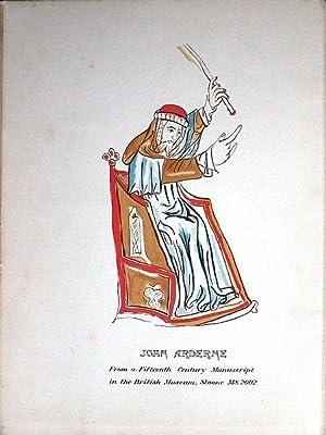 De Arte Phisicali et de Cirurgia of: POWER, Sir D'Arcy