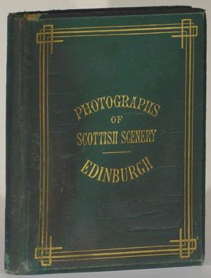 Photographs of Edinburgh by Archibald Burns