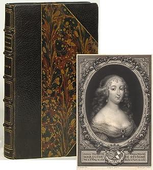 Lettres, album volume: De Sevigne, Madame