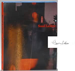 Saul Leiter Retrospektive/Retrospective: Exhibition catalog.]