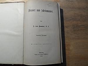 Wunder und Scheinwunder: Bonniot,J. von
