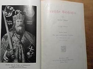 Deutsche Geschichte - In zwei Bänden: Jäger,Oskar