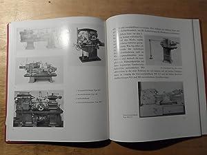 1856-1956 100 Jahre Werkzeugmaschienenfabrik J.G. Weisser Söhne St. Georgen Schwarzwald: Weisser