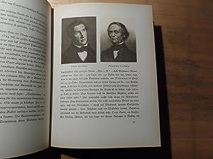 Der deutsche Buchhandel und geistige Strömungen der letzten hundert Jahre - Originalausgabe: ...