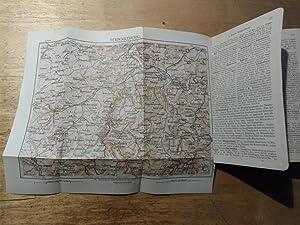 Wegweiser durch Thüringen von Anding und Radefeld - Meyers Reisebücher