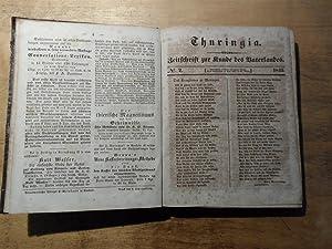 Thuringia - Zeitschrift zur Kunde des Vaterlandes - Dritter Jahrgang 1843: Heinz,Dietrich