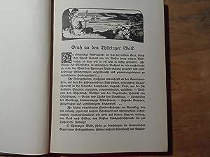 Thüringer Tagebuch: Lienhard,Friedrich