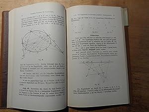 Analytische und projektive Geometrie der Kegelschnitte: Wildbrett,Adolf(signiert)