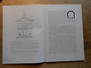 Die heiligen Berge Varallo,Orta und Varese - Beiträge zur Bauwissenschaft Heft 9: Goldhardt,Paul