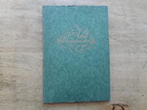 Festschrift zum zwölfhundert-jährigen Sankt Alto-Jubiläum: Schwaiger,Leopold