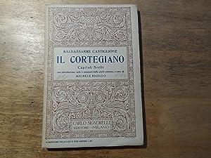 Il Cortegiano - Capitoli Scelti: Castiglione,Baldassarre