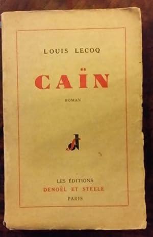 Caïn: Louis Lecoq