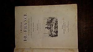 L'HISTOIRE DE FRANCE DEPUIS LES TEMPS LES PLUS RECULES JUSQU'EN 1789, RACONTEE A MES ...