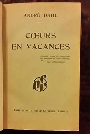 Coeurs en vacances. Collection « Ma bibliothèque »: André Dahl