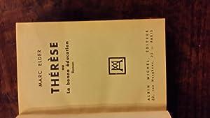Thérèse ou la bonne éducation. Collection « Ma bibliothèque &...