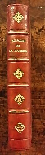 Annales de La Bigorre, Par J.-M.-J. Deville, Ex-Capitaine d'Infanterie.: Jean Marie Joseph ...
