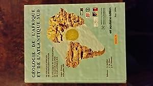 Géologie de l'Afrique et de l'Atlantique sud: Collectif