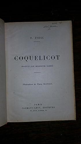 Coquelicot.: O. INDIC