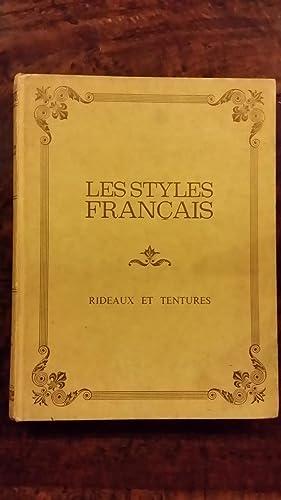 Les styles français, Rideaux et tentures: René Briat