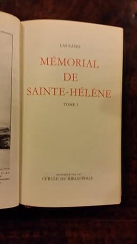 Mémorial de Sainte-Hélène, tomes I, II, III et IV,: Las Cases
