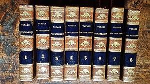 Voyage de jeune Anacharsis en Grèce vers le milieu du quatrième siècle avant l...