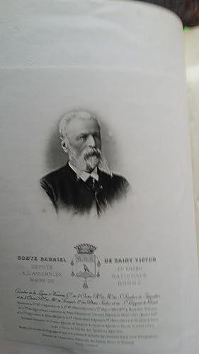 Gabriel de Saint-Victor [1824-1893].,