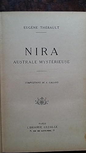 NIRA AUSTRALE MYSTERIEUSE.: EUGENE THEBAULT