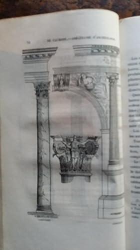 ABECEDAIRE OU RUDIMENTS D'ARCHEOLOGIE. ARCHITECTURE RELIGIEUSE T. II: M. De Caumont
