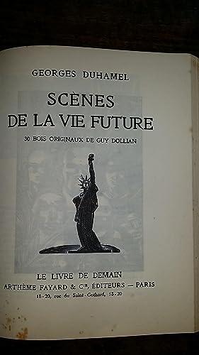 ALBUM LE LIVRE DE DEMAIN. LA NUIT D'ORAGE SUIVI DE DEUX HOMMES SUIVI DE SCENES DE LA VIE ...