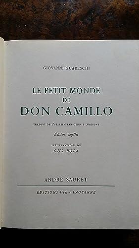 Le petit monde de Don Camillo: GUARESCHI GIOVANNI / GUS BOFA