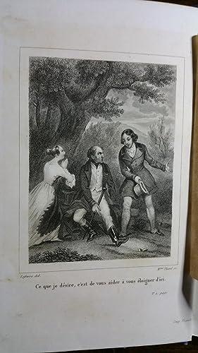 L'écolier ou Raoul et Victor: Mme Guizot