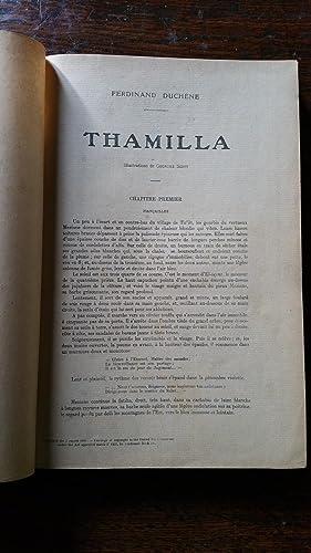 Thalilla suivi de: La mouette suivi de : Le mystère de la chambre jaune, suivi de : La consolatrice...
