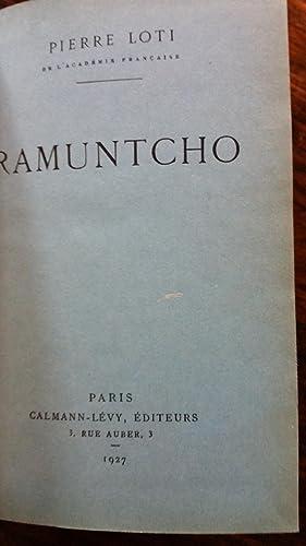 RAMUNTCHO: Pierre Loti