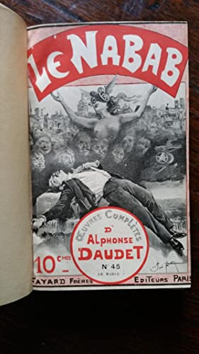 Ouvres complètes : Le nabab, mours parisiennes - Robert Helmont, journal d'un solitaire...
