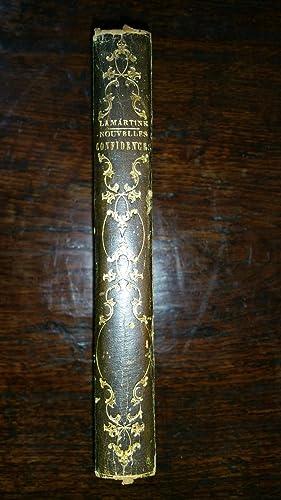 Nouvelles confidences avec une partie entièrement inédite: Alphonse de LAMARTINE