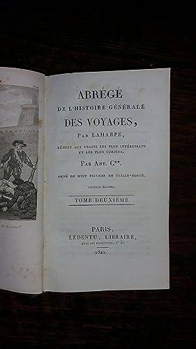 Abrégé de l'Histoire générale des Voyages, réduits aux ...