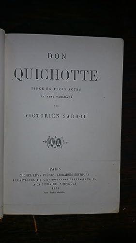 Théâtre tome VII : Don Quichotte suivi de Le dégel suivi de L'é...