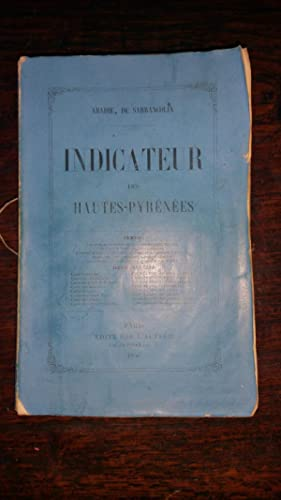 Indicateur des Hautes-Pyrénées: ABADIE (de Sarrancolin)